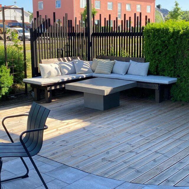 Garden sofa W8